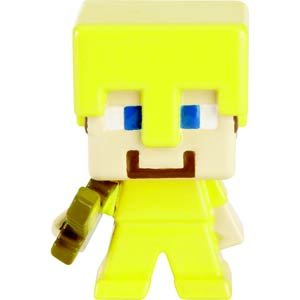 Minecraft 0640213918749 Mattel Mystery Mini 1 Inch Single