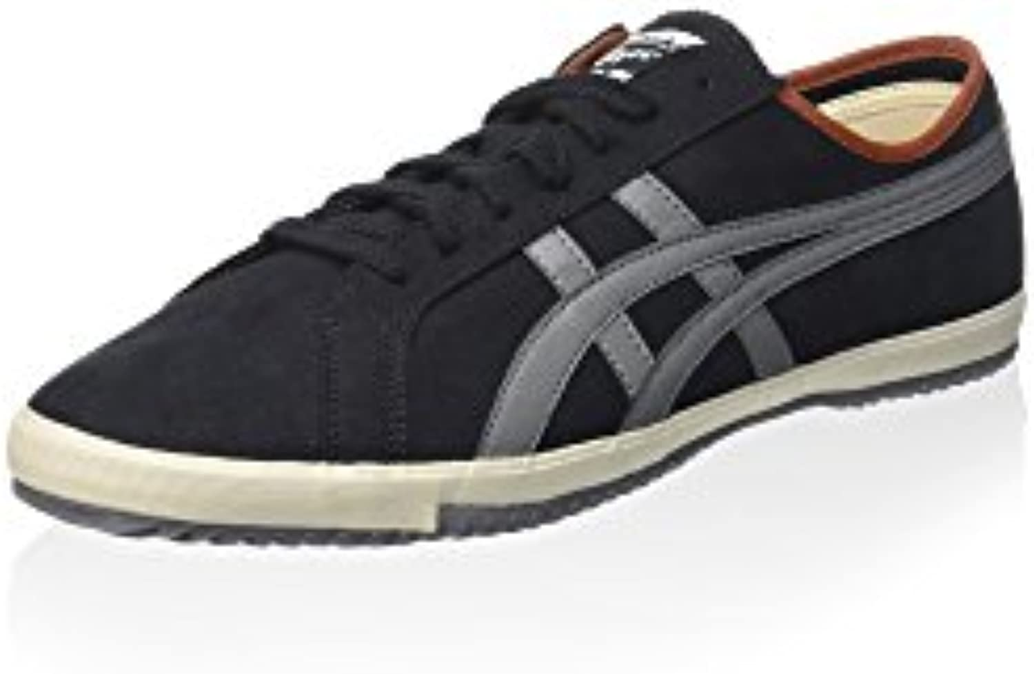 Onitsuka Tiger Retro Glide Black Dark Grey D3X0Y9016 Turnschuhe