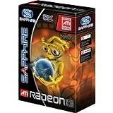 Sapphire RADEON X1600 PRO 512MB DDR2 Grafikkarte AGP DVI-I TVO RETAIL 128-Bit 12...