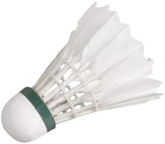 Hudora 76053/01 Speed - Juego de plumas de badminton (6 piezas)