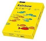 Rainbow 80 Kopierpapier, 80 g/qm, A3, intensivgelb