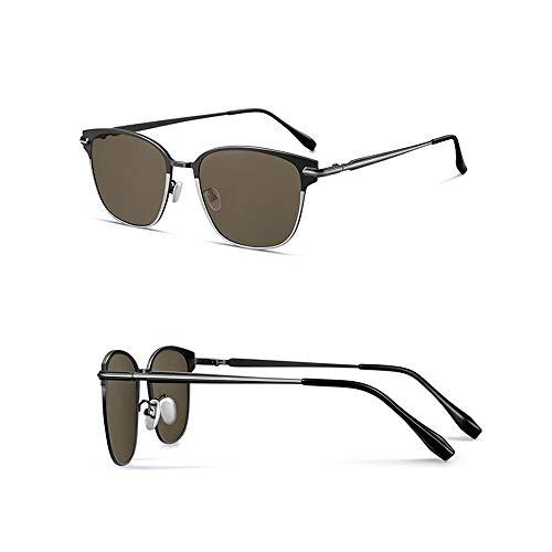 Polarisierte Sonnenbrille Herrenrahmen UV400 Schutz Fahren