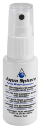 Aqua Sphere  Pflegemittel Anti-Fog Spray, Weiß, One Size, 542280