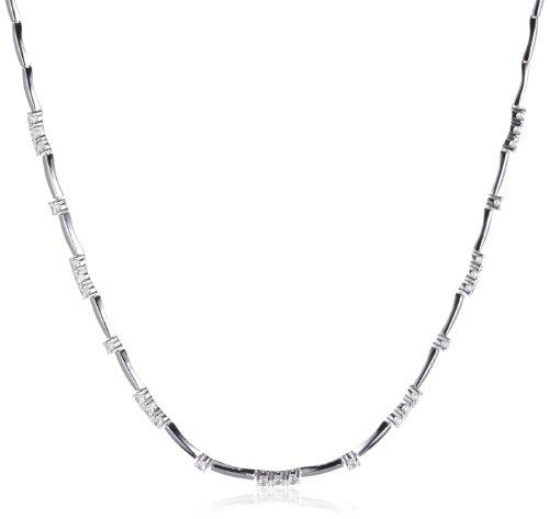 Esprit-Damen-Kette-sparkling-swing-925-Sterlingsilber-27-Zirkonia-farblos-40-45cm-ESNL92068A400