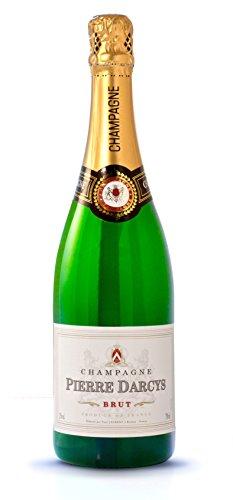 Pierre Darcys Champagne Brut - 750 Ml
