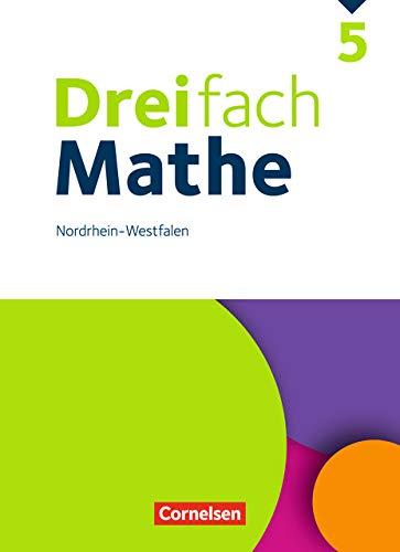 Dreifach Mathe - Nordrhein-Westfalen: 5. Schuljahr - Schülerbuch