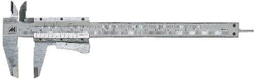 Calibro in Acciaio Inox Temprato, 0-150 mm