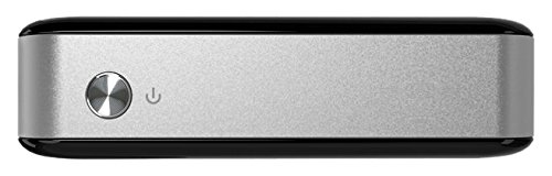 Zotac PI330 1.44GHz x5-Z8500 Negro, Acero inoxidable - Ordenador de sobremesa