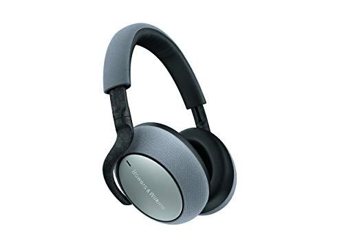 PX7 Casque sans Fil avec Suppression Active du Bruit Argenté