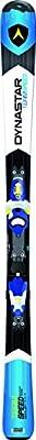 Dynastar Team Speed (100-130) - Esquís, color azul/negro/blanco, talla 120 cm