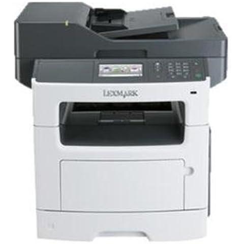 Lexmark MX511dhe - Impresora multifunción (Laser, Mono, Color, Mono, Mono, Copiar, fax, Imprimir, Escanear)