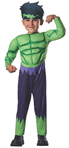 Baby Hulk Kostüm - Rubie's Avengers Hulk Kostüm Baby Staaten