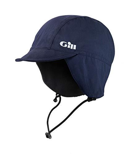 Gill Thermal (Gill Helmsman Hat Navy - Thermal Warm Heat Layer Schichten Atmungsaktiv Wasserdicht Sprayproof - Unisex)