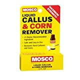 Mosco Callus And Corn Remover Liquid, 0.3 oz by Mosco
