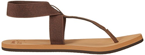Reef Cushion Moon, Sandali Donna Marrone (Brown)