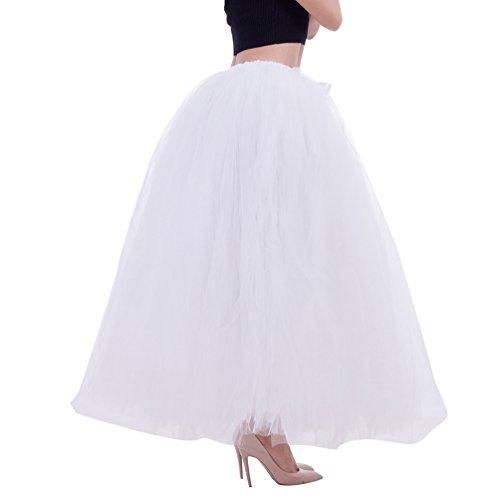 3793d2da3 🥇 🥇Comprar Falda De Tul Blanca NO LO HAY MAS BARATO! - Camelilla.es