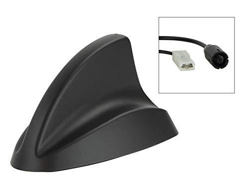 Preisvergleich Produktbild Dach-Antenne Design Shark II Calearo mit Verstärker - Radio