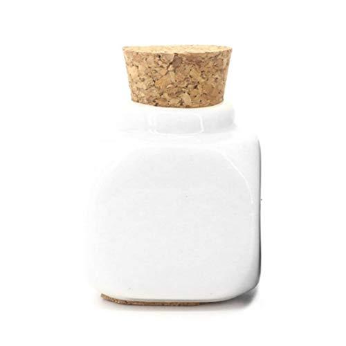 1 Pieza cerámica Vidrio líquido Vidrio Polvo Dappen