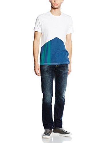 Levi's Herren Jeans 504 Regular Straight Fit Denimblau