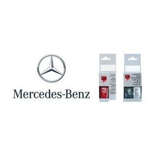 Auto-K Lackstift-Set Mercedes 197 Obsidianschwarz (2x9ml)
