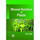 Mineral Nutrition of Plants [Paperback]
