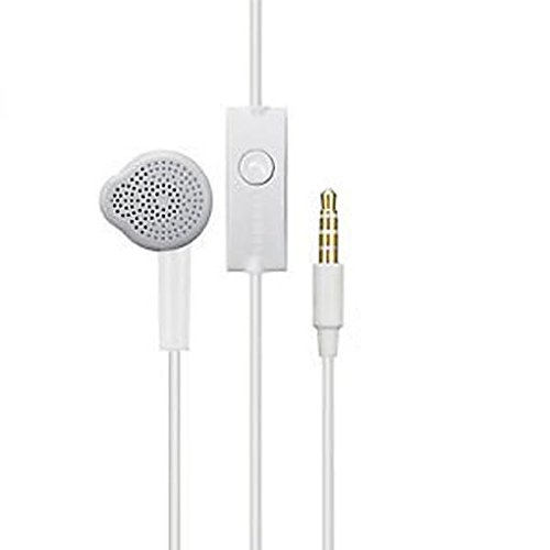 Blue Birds Samsung EHS61ASFWE Headset with Mic (White, In the Ear)  available at amazon for Rs.239