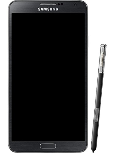 Samsung Galaxy Note 3 (N900)Smartphone (Bildschirm 5.7, 1920 x 1080 Pixel, Super AMOLED, 2.3 GHz, 3072 MB, 32 GB), Schwarz [Import] - 32 Tv Led Samsung 1080