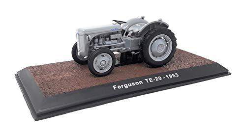 Atlas DieCast Metall Miniaturmodelle Modellauto 1:32 Historischer Traktor 1953 Ferguson TE 20