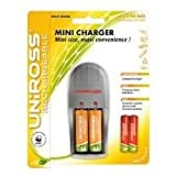 Uniross Mini Hybrio + 2 AA