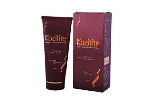 Kozilite Non Oily Skin Lightening Lotion 100gm