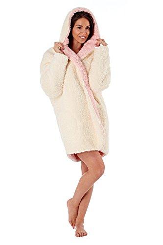 MASQ - Vestaglia -  donna Pink - Cream