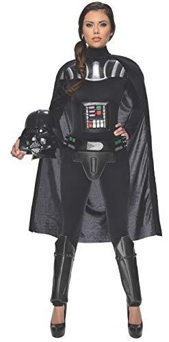Women's Kostüm Wars Star - Rubie 's Offizielle Damen Star Wars Darth Vader, Erwachsene Kostüm-Große