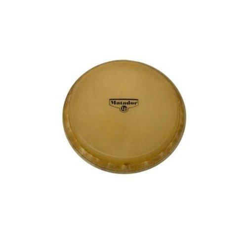 Latin Percussion M263A Matador Bongo-Kopf, Rohleder, 17,8 cm (Bongos Köpfe Lp)