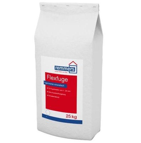Remmers Flexfuge zementgrau, 25kg