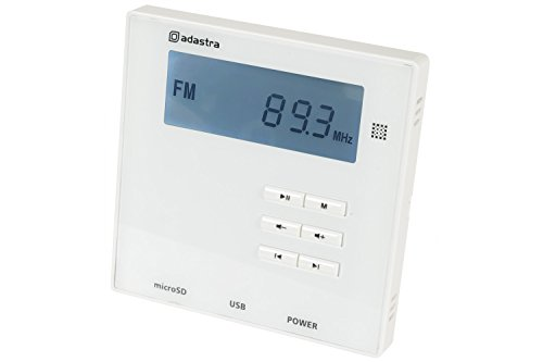 In-Wall Amplifier with USB SD FM   Bluetooth   2 x 10W