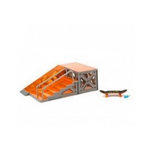 Silverlit - 15535 - Stairs Et Rails - Skateboard sans Moteur