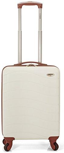 Benzi - Juego de maletas BZ5164 (Blanco)