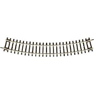Soldat Toys Vía para modelismo ferroviario, Escala 1:87 (42422)