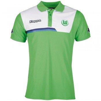 Kappa Poloshirt VFL Sparetime Polo 304 Classic Green
