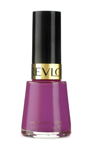 Revlon Make-up Entferner (Revlon - Vernis Ongles - N097 - Plum Seduction - 14,7 ml)