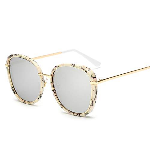 AAMOUSE Neue rosa Sonnenbrille Frauen Rahmen Vintage runde Metall hot Sonnenbrille Spiegel Retro Eyewear uv400 oval schwarz