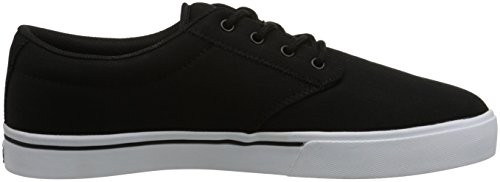 Etnies Jameson 2 Eco, Baskets mode homme Noir (black/white/gum)