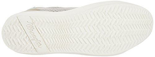 Wrangler Wave Mid Damen High-Top Grau (91  Ice)