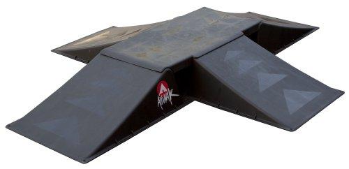 Airwalk 4Mini Rampen & Fun Box (Razor Mini-scooter)