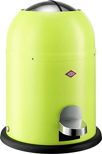 Wesco 180 212-20 Single Master Abfallsammler, lime green