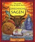 Das grosse Pop-up-Spiele-Buch: Griechische Sagen