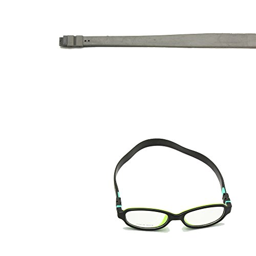 Kinder Brille Silikon Strap Cord Kopf Band Kinder Rahmen Retainer Sport Sicherheit Flexible (Paket...