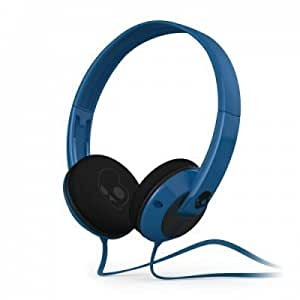 Skullcandy Uprock S5URFZ-101 On-Ear Headphone (Blue/Black)
