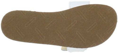 Berkemann Original-Sandale - Sandali, , taglia Bianco (Weiß (weiß 100))