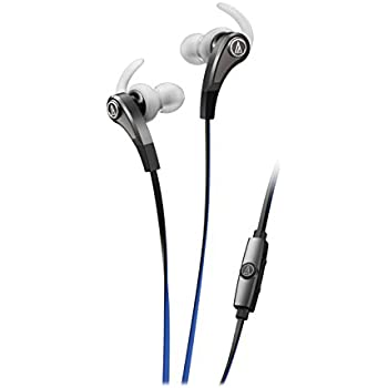 Audio-Technica ATH-CKX9IS Sonic Fuel In Ear Headphones  -  Silver